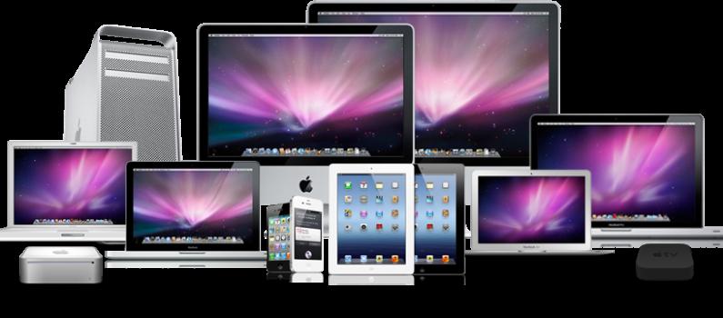 สินค้าของ Mac หรือ mac ที่เรารับจำนำ