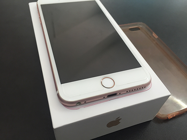 iphone6splus 64g Rose Gold Á×ÍÊͧ