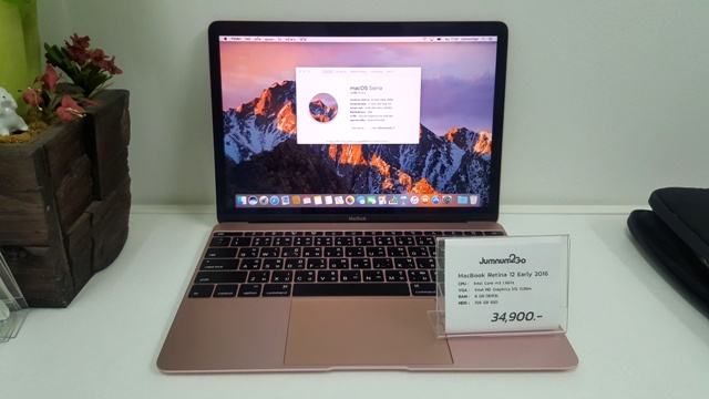 MacBook Retina 12 [Early 2016] 256G äÁèᾧ¨éÒ Á×ÍÊͧ