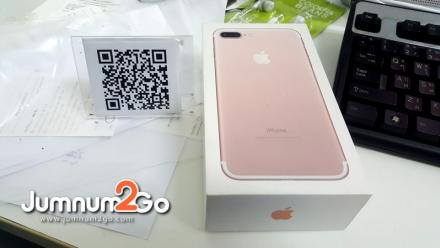 iphone7 plus 128gb ÊÕrosegold Á×ÍÊͧ ËÅØ´¨Ó¹Ó